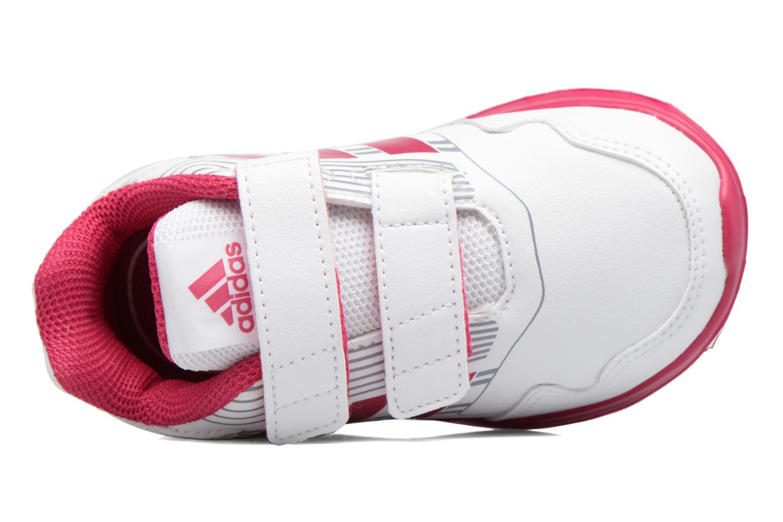 Sneakers Adidas Performance Altarun Cf I Bianco immagine sinistra