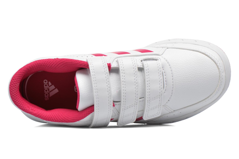 Sneakers Adidas Performance Altasport Cf K Hvid se fra venstre