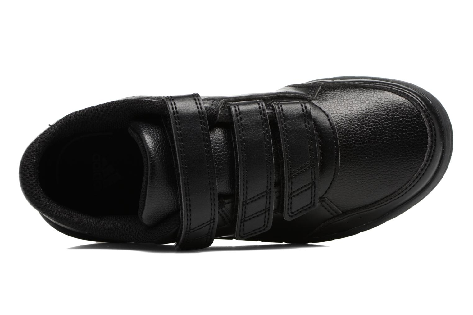 Trainers Adidas Performance Altasport Cf K Black view from the left