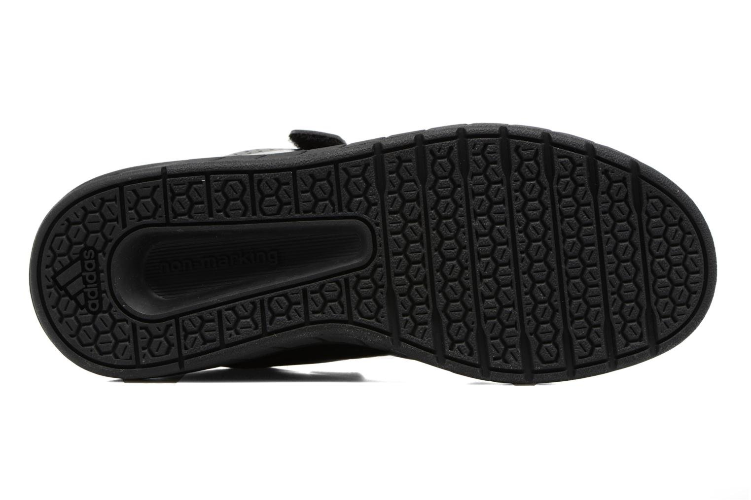Trainers Adidas Performance Altasport Cf K Black view from above