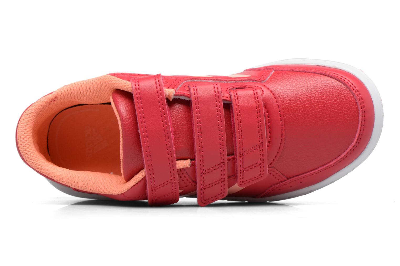 Sneakers Adidas Performance Altasport Cf K Pink se fra venstre