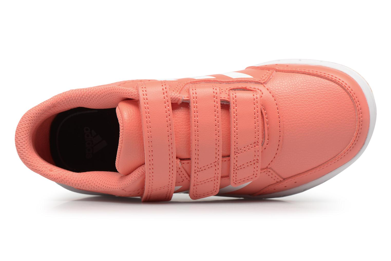 Sneakers Adidas Performance Altasport Cf K Orange se fra venstre