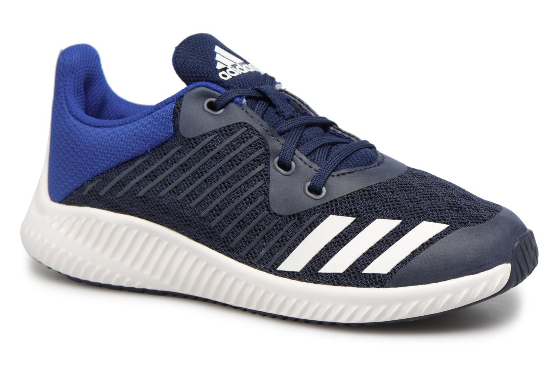 Sneakers Adidas Performance Fortarun K Blå detaljeret billede af skoene