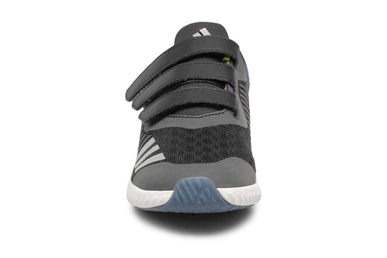 Sneaker Adidas Performance Fortarun Cf K schwarz schuhe getragen