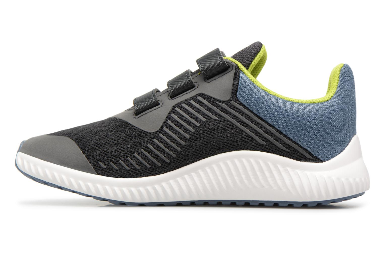 Sneakers Adidas Performance Fortarun Cf K Nero immagine frontale