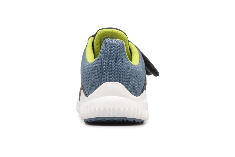 Sneaker Adidas Performance Fortarun Cf K schwarz ansicht von rechts