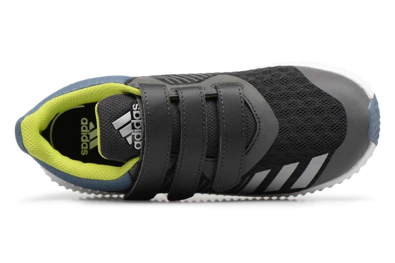 Sneakers Adidas Performance Fortarun Cf K Nero immagine sinistra