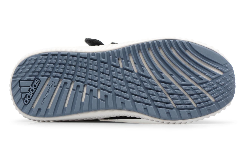 Sneakers Adidas Performance Fortarun Cf K Nero immagine dall'alto