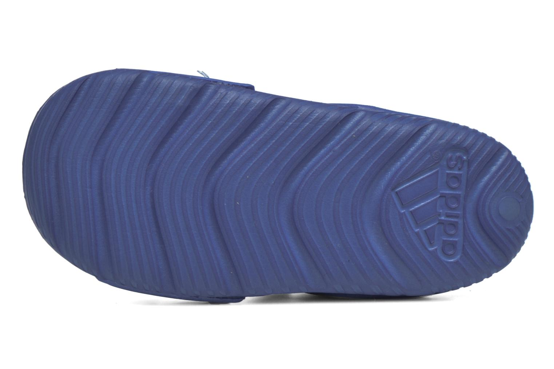 Sandales et nu-pieds Adidas Performance Altaswim I Bleu vue gauche