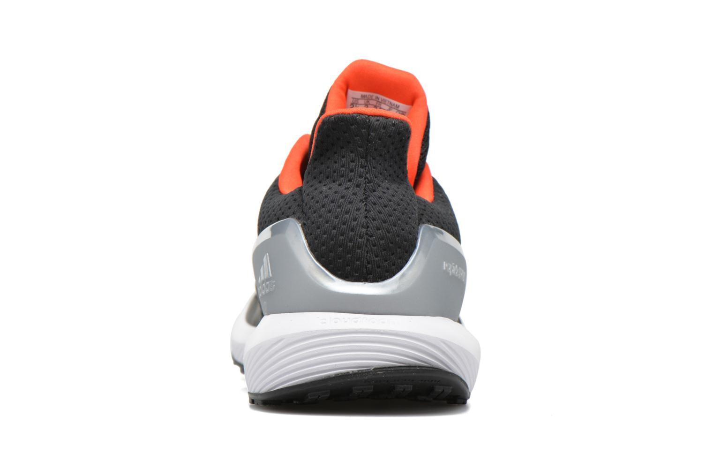 Baskets Adidas Performance Rapidarun K Noir vue droite