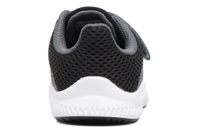 Baskets Adidas Performance Fortarun Cf I Noir vue droite