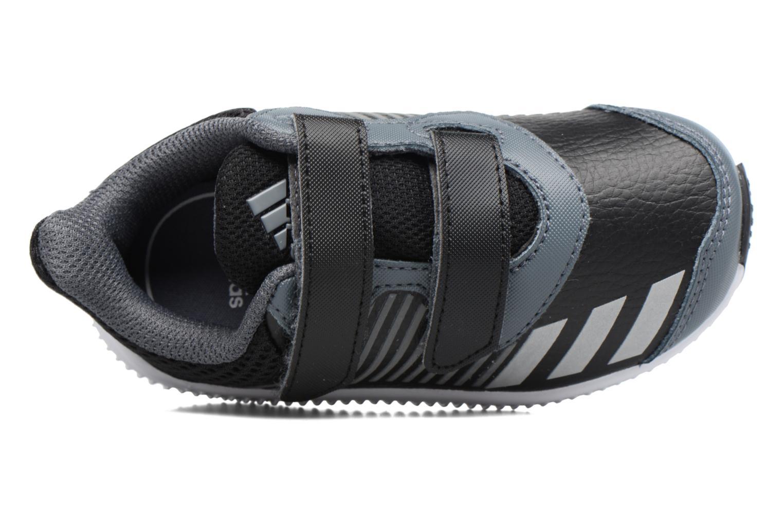Baskets Adidas Performance Fortarun Cf I Noir vue gauche