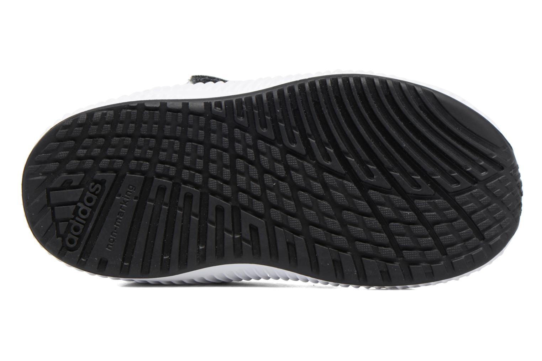 Baskets Adidas Performance Fortarun Cf I Noir vue haut