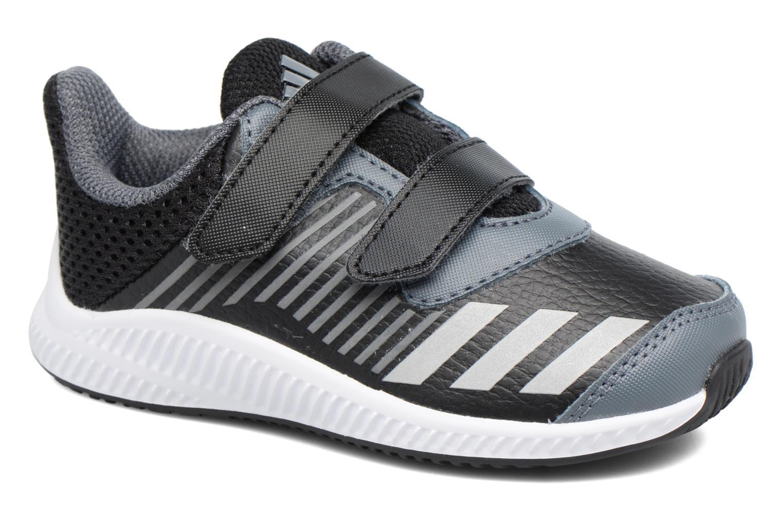 Baskets Adidas Performance Fortarun Cf I Noir vue détail/paire