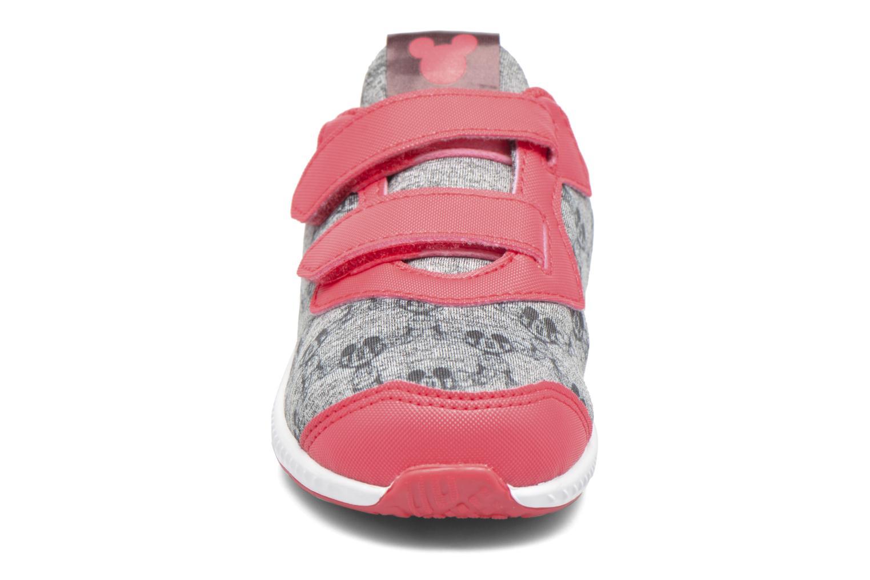 Baskets Adidas Performance Disney M&M Fortarun Cf I Gris vue portées chaussures