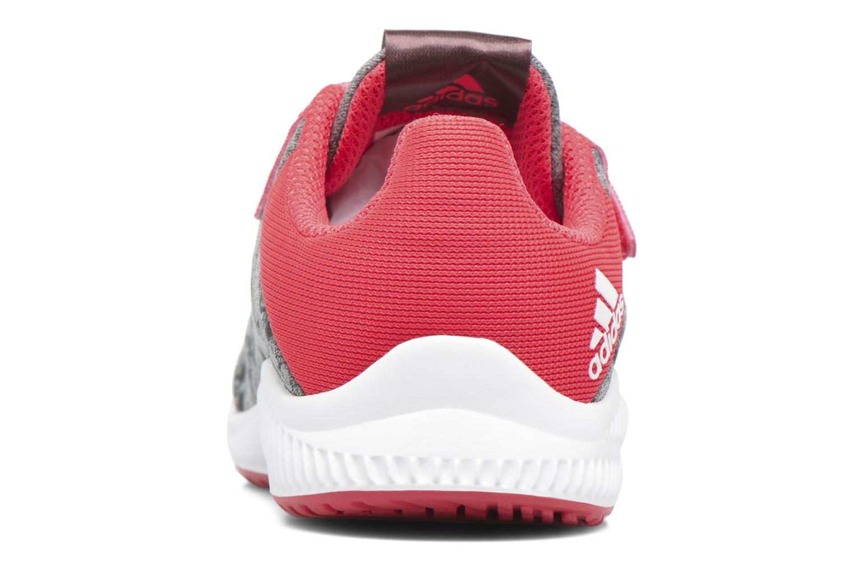 Sneakers Adidas Performance Disney M&M Fortarun Cf I Grå Se fra højre