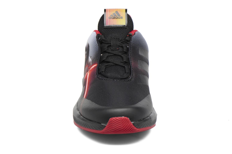 Sneakers Adidas Performance Star Wars K Sort se skoene på