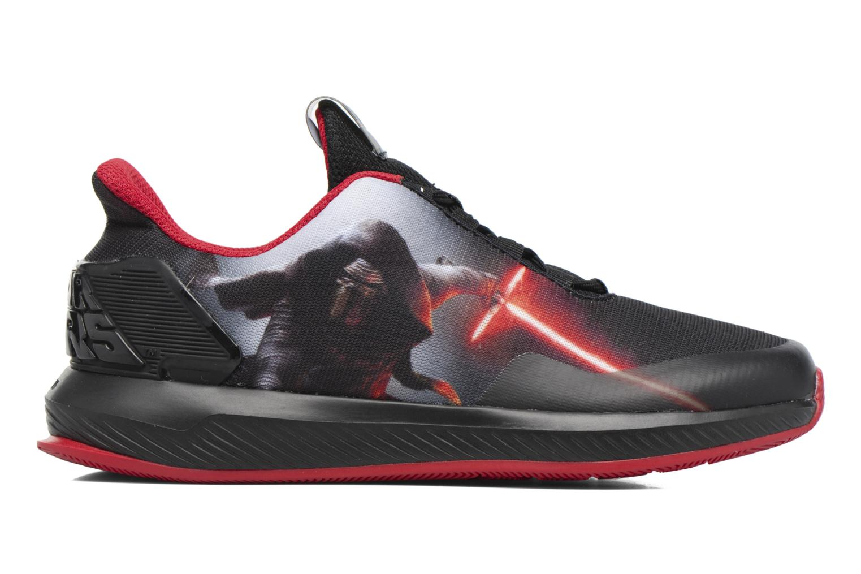 Baskets Adidas Performance Star Wars K Noir vue derrière