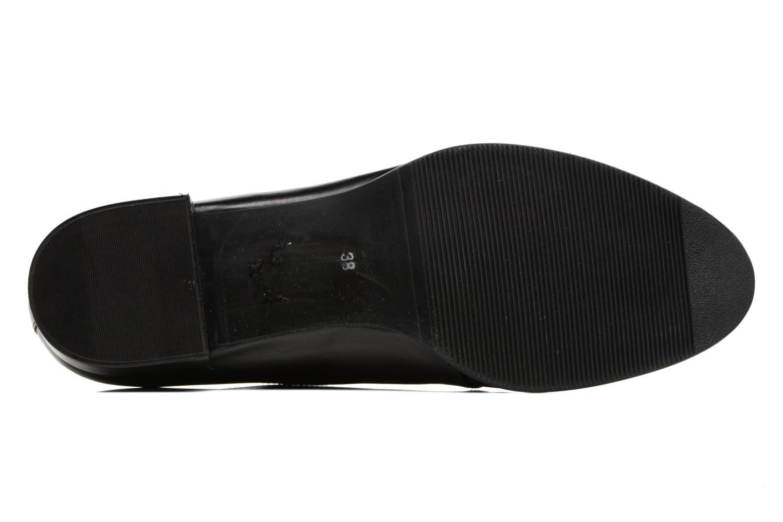 Chaussures à lacets Georgia Rose Tadaa Noir vue haut