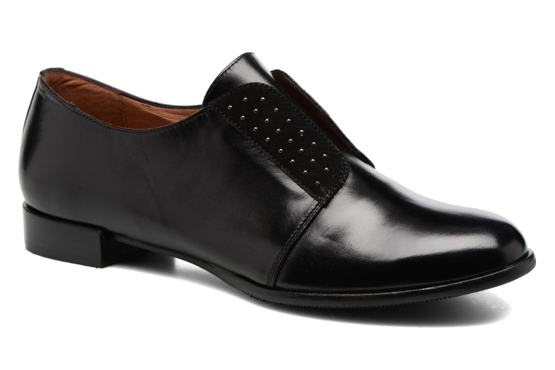 Chaussures à lacets Georgia Rose Tadaa Noir vue détail/paire