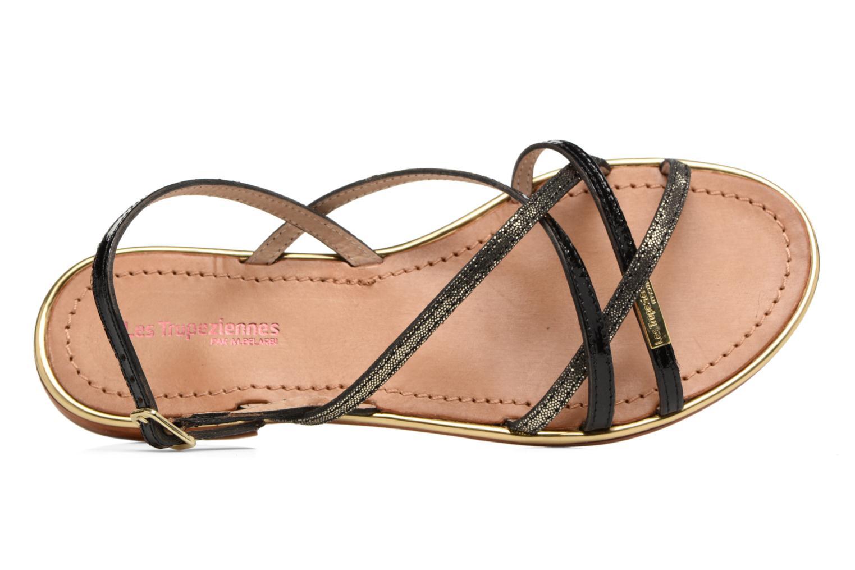 Sandali e scarpe aperte Les Tropéziennes par M Belarbi Belle Nero immagine sinistra