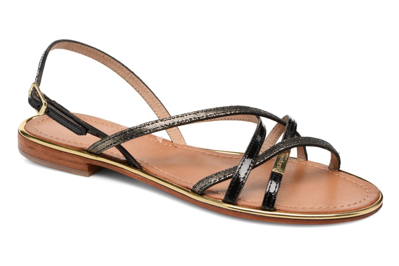 Sandaler Les Tropéziennes par M Belarbi Belle Sort detaljeret billede af skoene