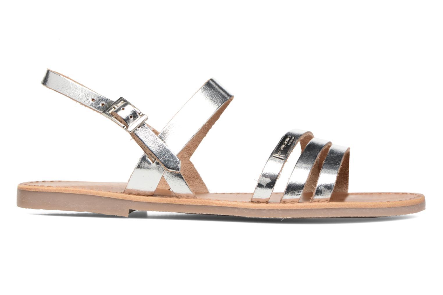 Sandals Les Tropéziennes par M Belarbi Baal Silver back view