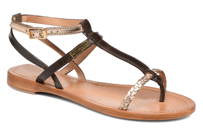 Zapatos promocionales Les Tropéziennes par M Belarbi Hilatres (Marrón) - Sandalias   Zapatos de mujer baratos zapatos de mujer