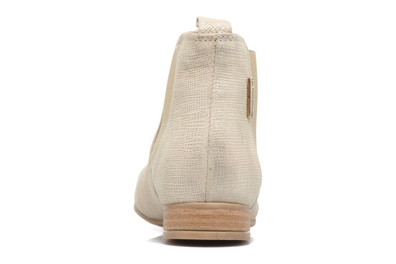 Bottines et boots Les Tropéziennes par M Belarbi Panama Beige vue droite