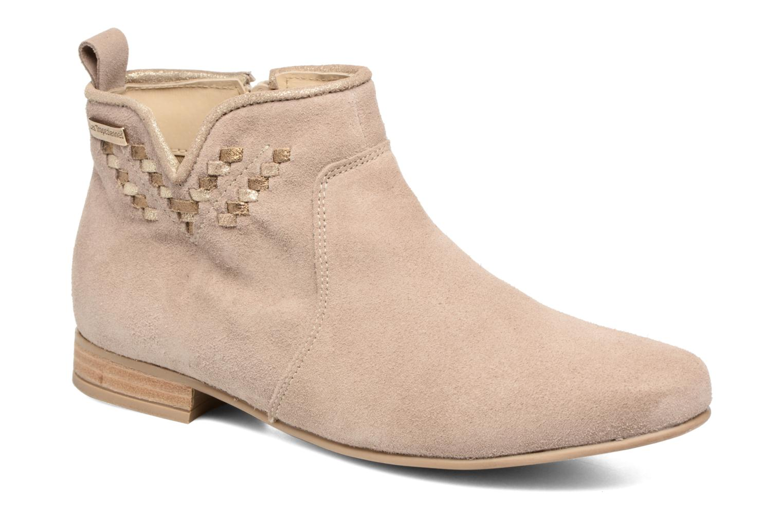 Zapatos promocionales Les Tropéziennes par M Belarbi Platine (Beige) - Botines    Zapatos casuales salvajes