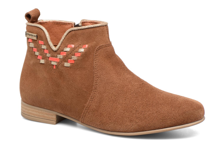 Grandes descuentos últimos zapatos Les Tropéziennes par M Botines Belarbi Platine (Marrón) - Botines M  Descuento ea85bc