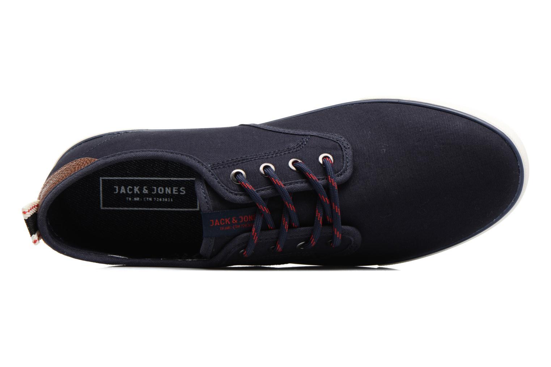 Baskets Jack & Jones JFW Tack Bleu vue gauche