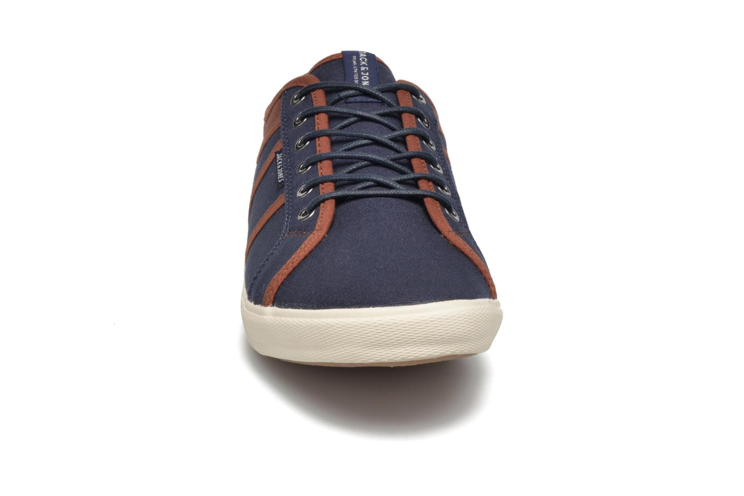 Trainers Jack & Jones JFW Ross Blue model view