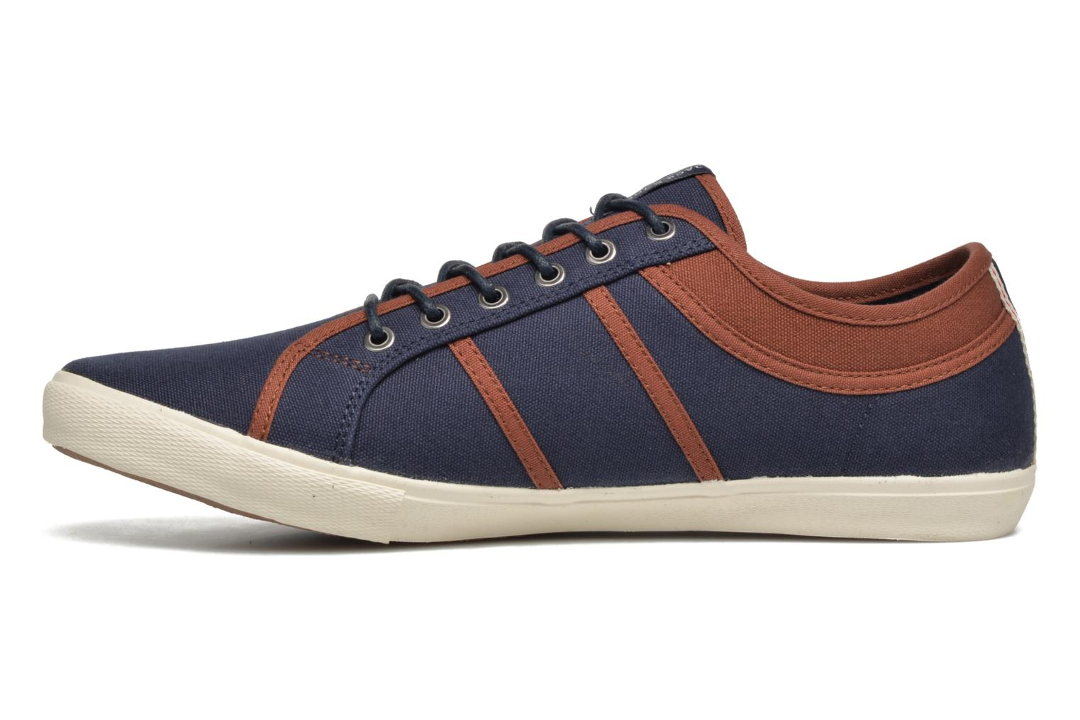 Trainers Jack & Jones JFW Ross Blue front view