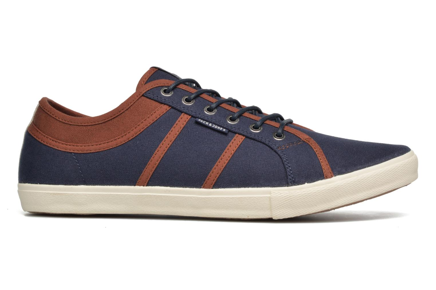 Trainers Jack & Jones JFW Ross Blue back view