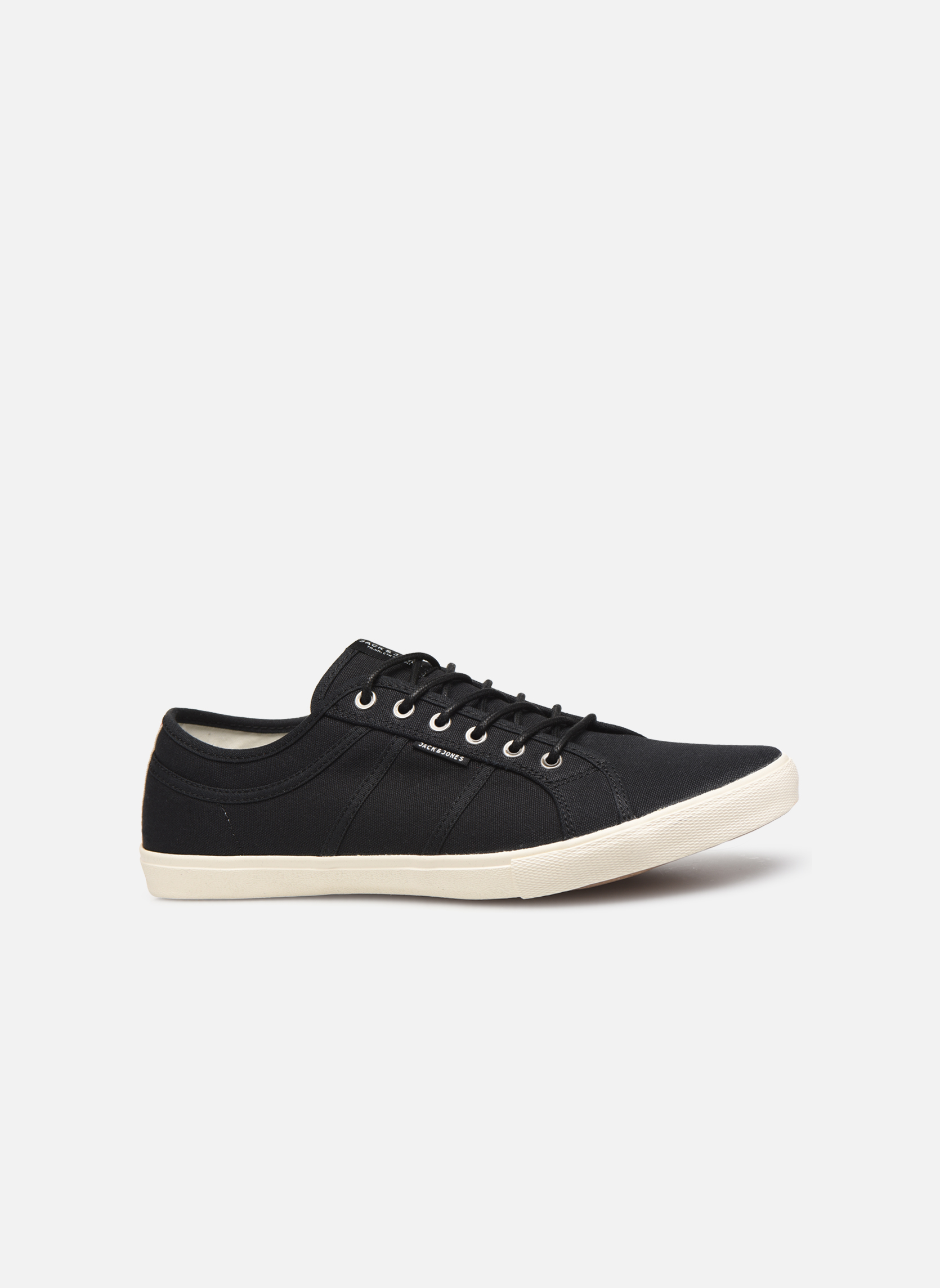 Trainers Jack & Jones JFW Ross Black back view
