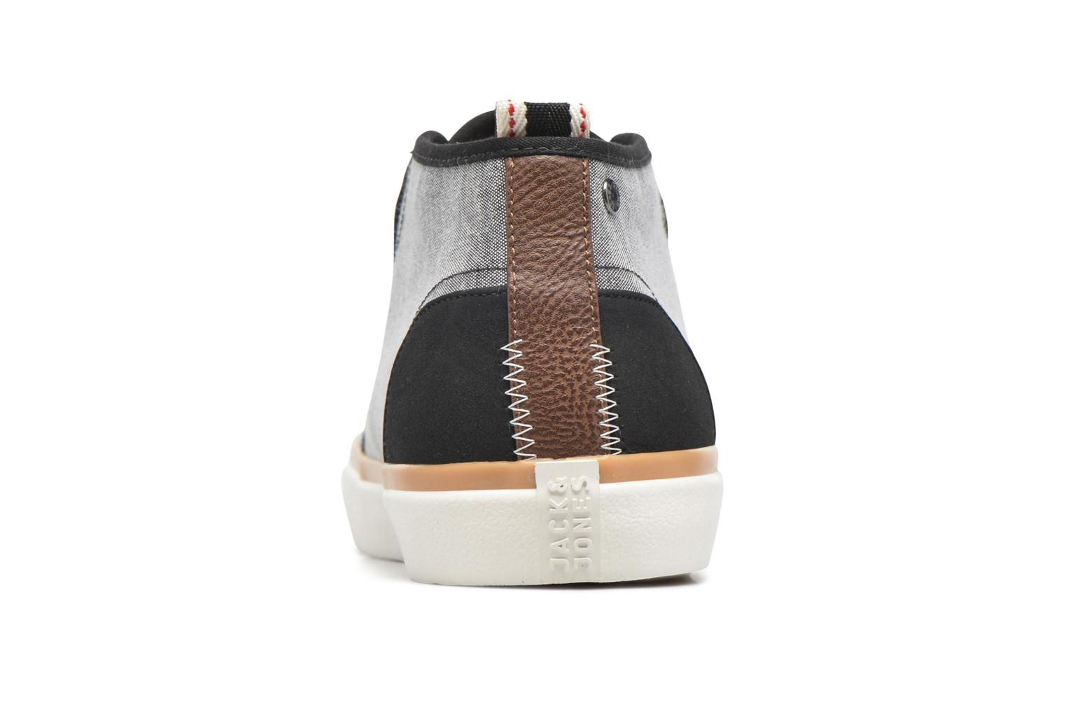 Trainers Jack & Jones JFW Major Grey view from the right