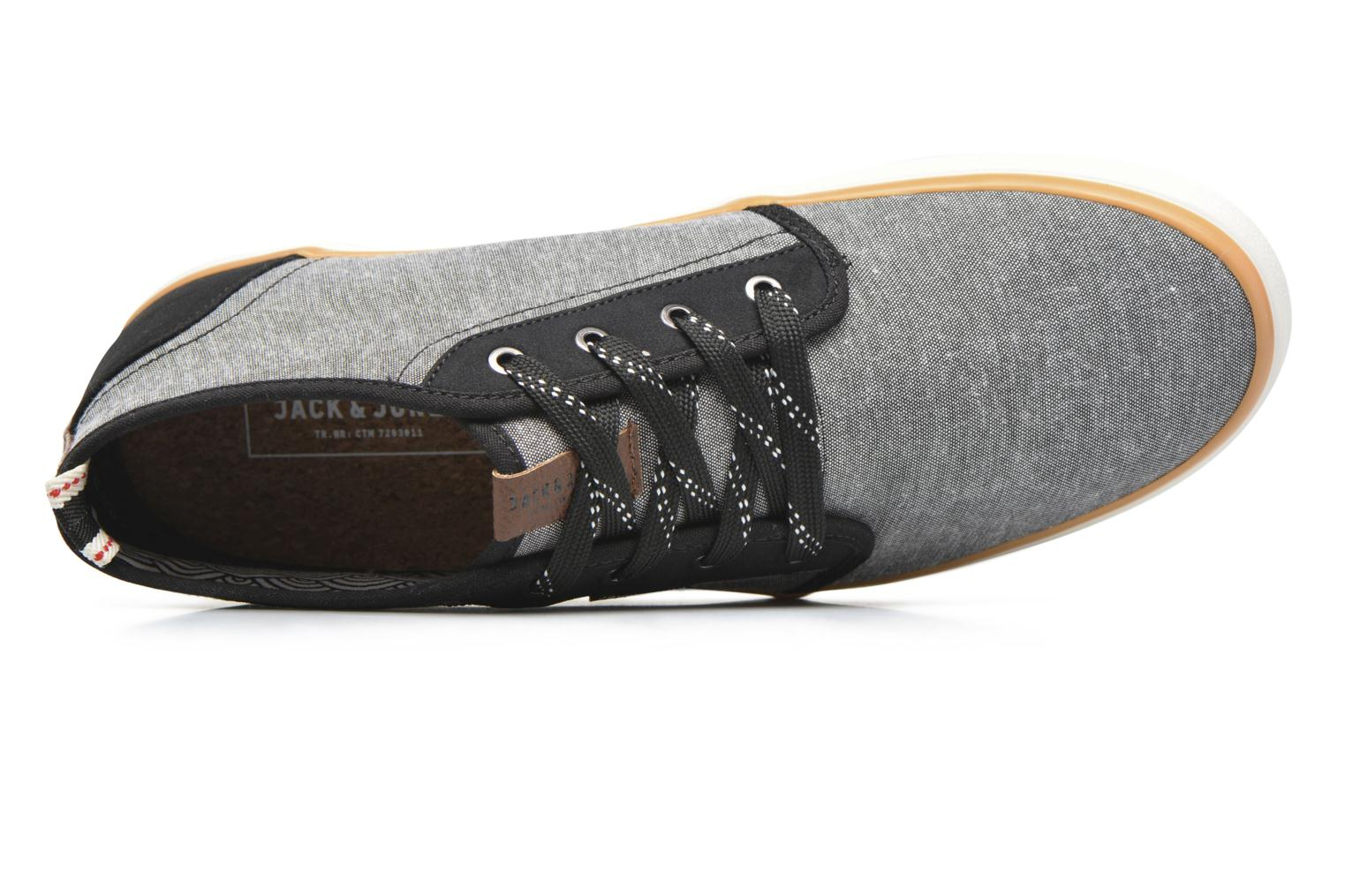Trainers Jack & Jones JFW Major Grey view from the left