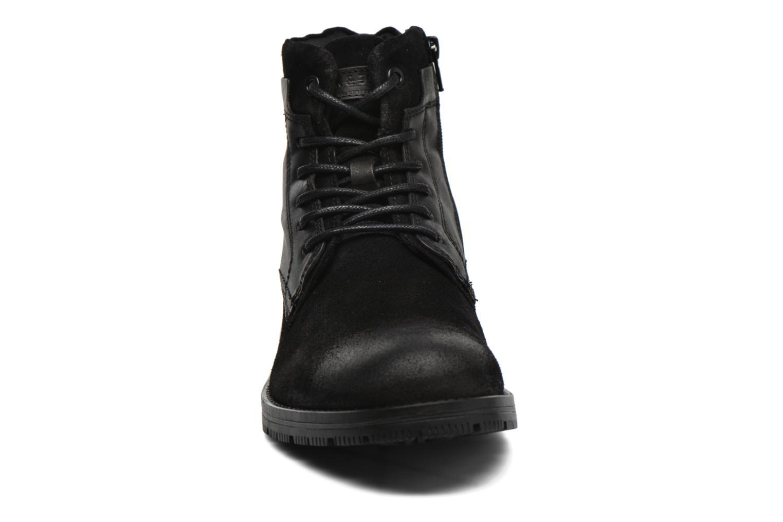 Bottines et boots Jack & Jones JFW Hanibal Gris vue portées chaussures