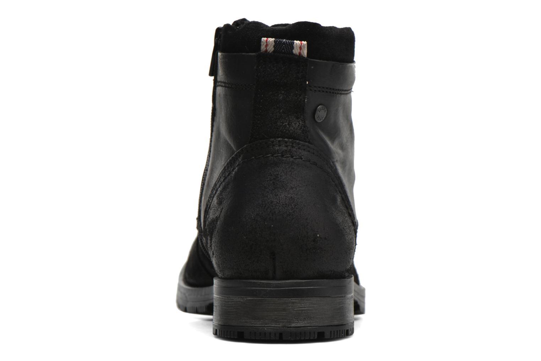 Bottines et boots Jack & Jones JFW Hanibal Gris vue droite