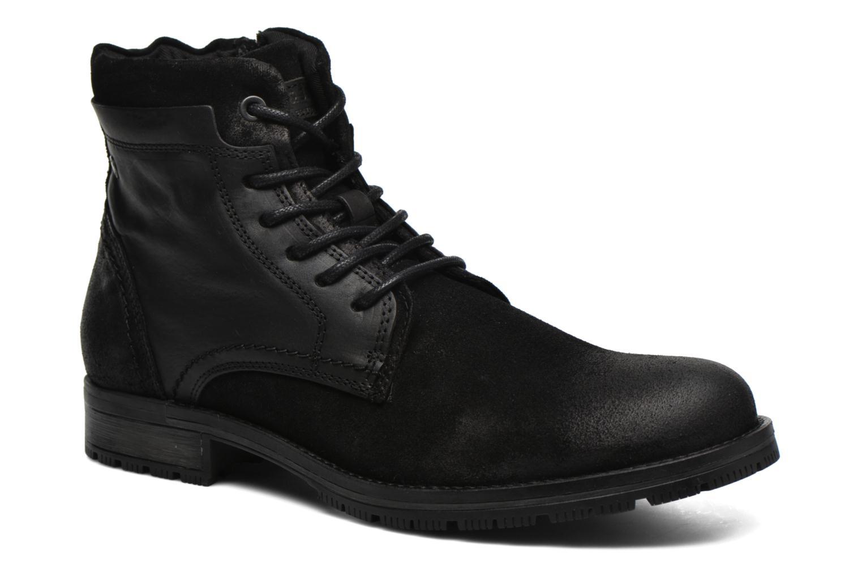 Bottines et boots Jack & Jones JFW Hanibal Gris vue détail/paire