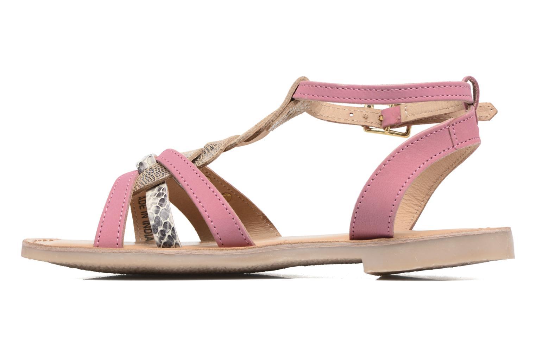 Sandali e scarpe aperte Les Tropéziennes par M Belarbi Badiane Rosa immagine frontale