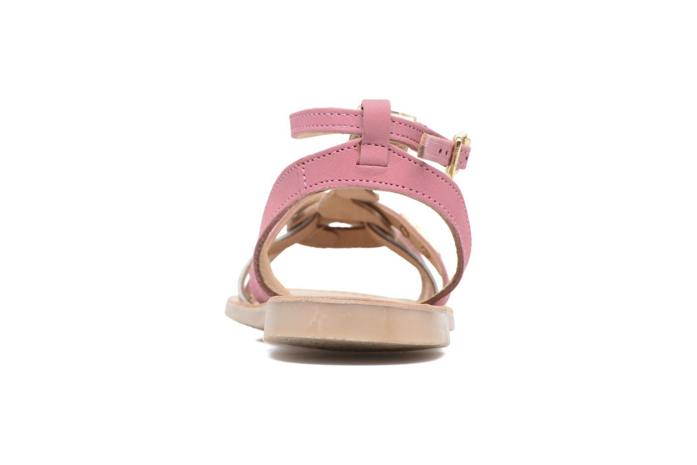 Sandali e scarpe aperte Les Tropéziennes par M Belarbi Badiane Rosa immagine destra