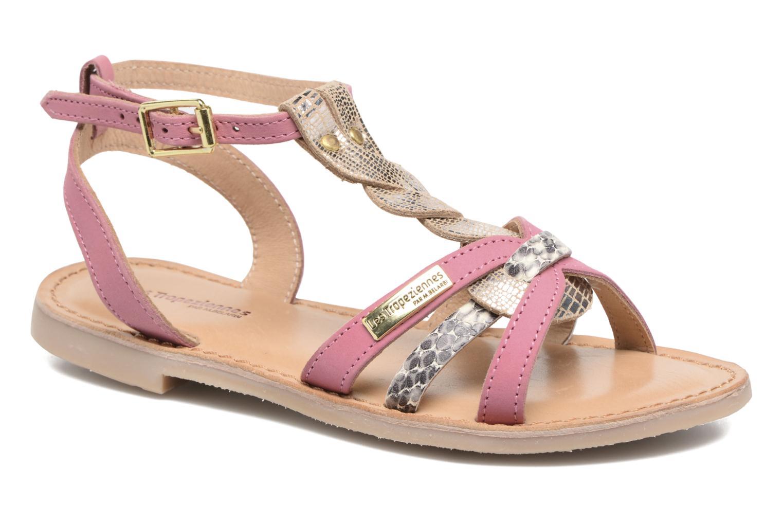 Sandali e scarpe aperte Les Tropéziennes par M Belarbi Badiane Rosa vedi dettaglio/paio