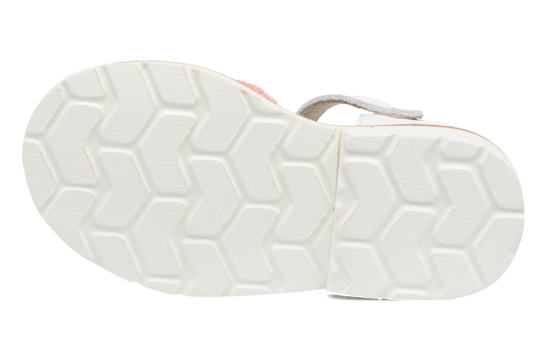 Sandales et nu-pieds MINORQUINES Frailera 2 Rose vue haut