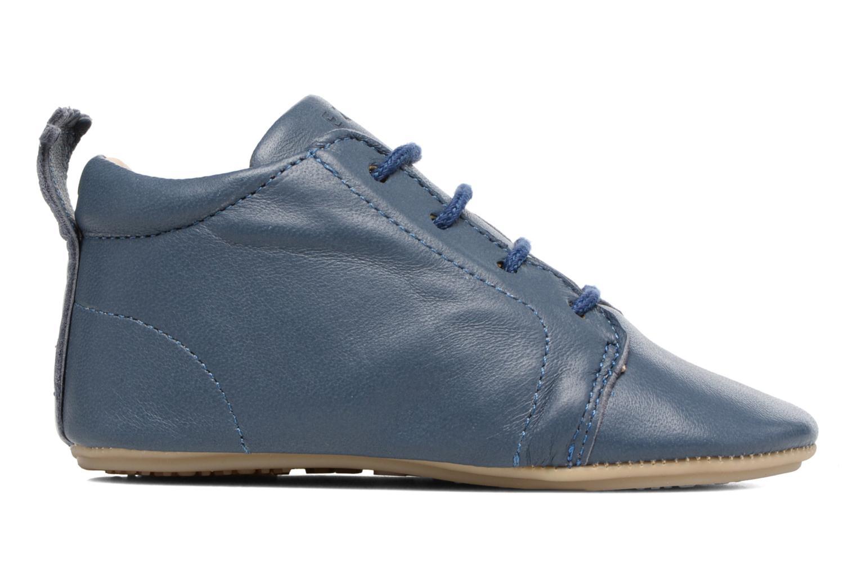 Slippers Easy Peasy Igo Blue back view