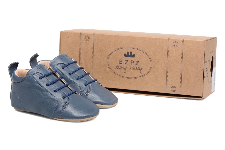 Slippers Easy Peasy Igo Blue detailed view/ Pair view