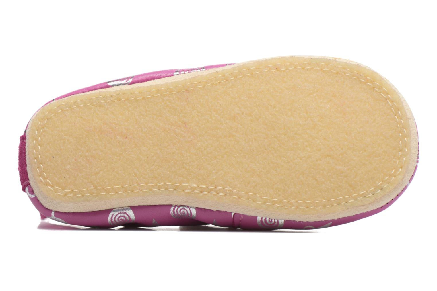 Chaussons Easy Peasy Blublu Sweety Rose vue 3/4