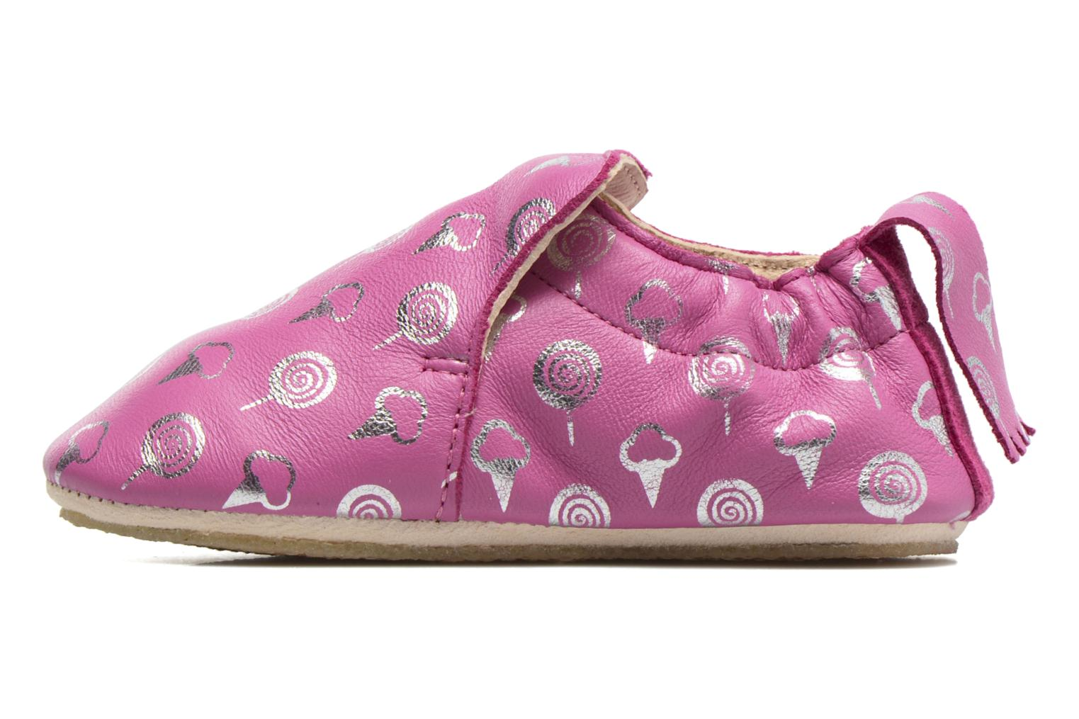 Chaussons Easy Peasy Blublu Sweety Rose vue droite