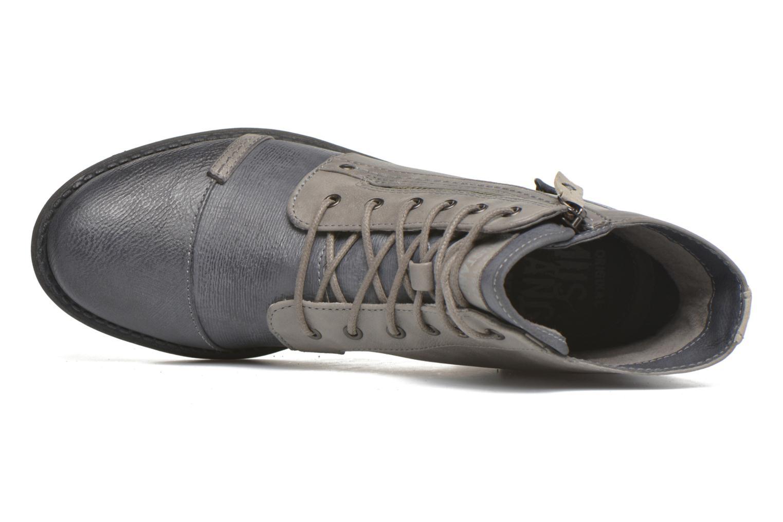 Stiefeletten & Boots Mustang shoes Axelle grau ansicht von links